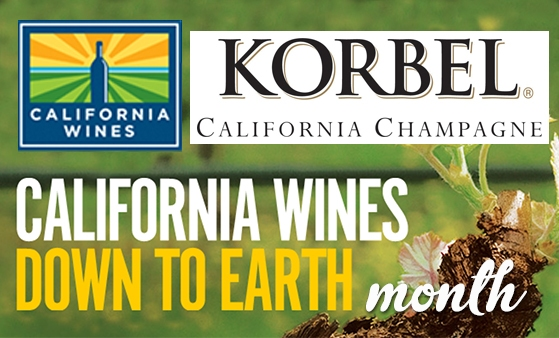 Down to Earth Month Korbel
