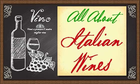 ALL ABOUT ITALIAN WINE