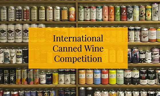 Canned Wine Competition