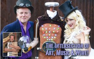 Episode #538 - The Intersection of Wine, Art and Music