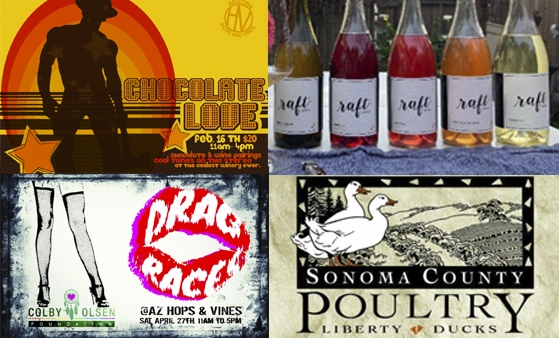 Episode #561 - What Hops, Quacks and Pairs Perfectly With Fermented Grapes?