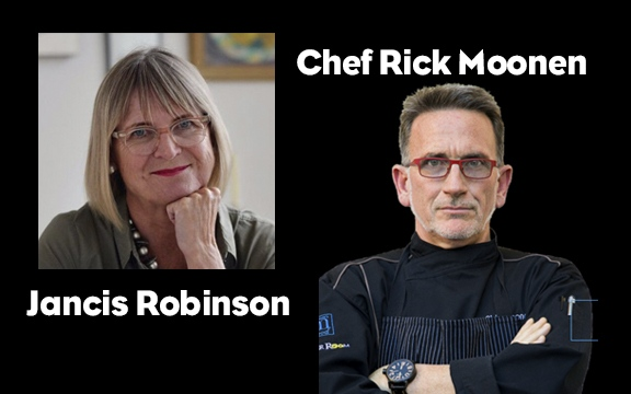 Episode #572 – Jancis Robinson and Chef Rick Moonen