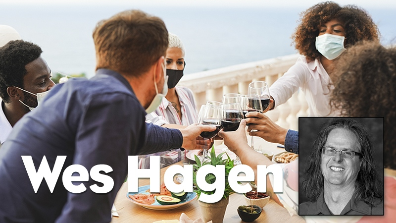 Episode #585 – Wes Hagen – Finding Your Wine Happy Place Despite All the Heartache