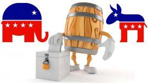 Episode #588 - Politics and Wine: Do You Vote Your Favorite Varietal?