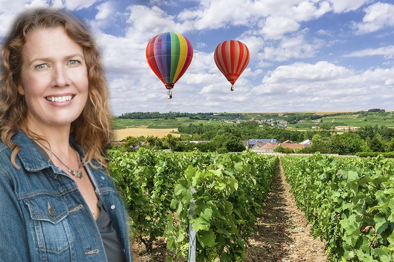 Episode #612 - The Wine Institute's Allison Jordan Brings Wine Down to Earth!