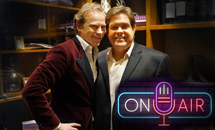 Episode #613 - Jean-Charles Boisset Brings a Passion for Fashion to Sustainable Winemaking!